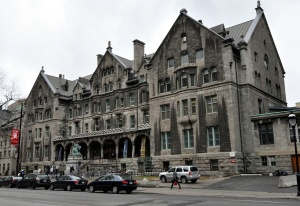 McGill University Building